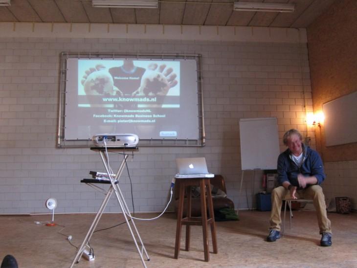 Knowmads presentation