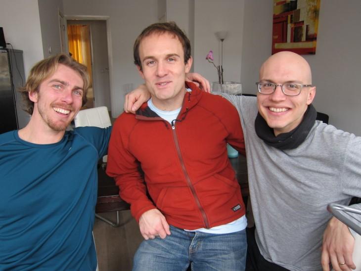 Matt, Blake, Seth