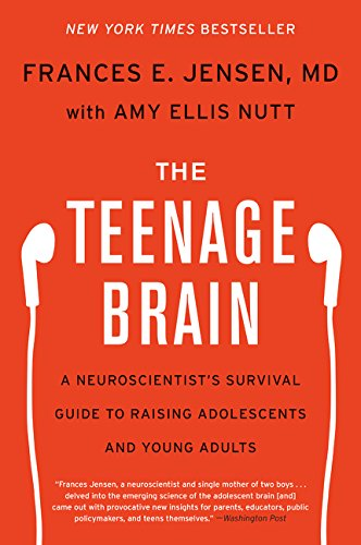 The Teenage Brain - book cover