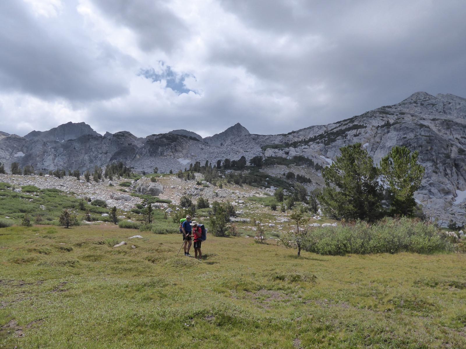 Trip Report The Sierra High Route Part 1 Blake Boles border=